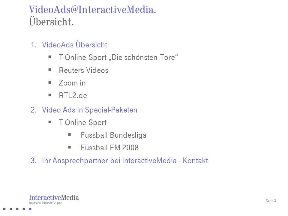 VideoAds@InteractiveMedia. Übersicht.