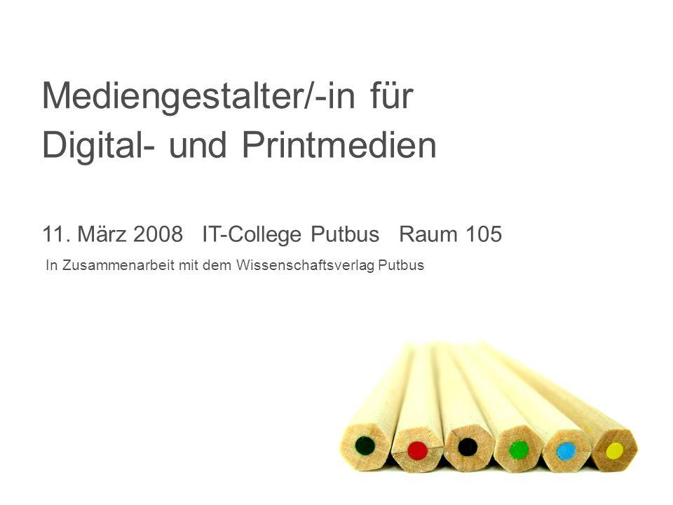 Mediengestalter/-in für Digital- und Printmedien