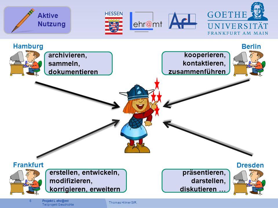Aktive Nutzung Hamburg. Berlin. archivieren, sammeln, dokumentieren. kooperieren, kontaktieren, zusammenführen.