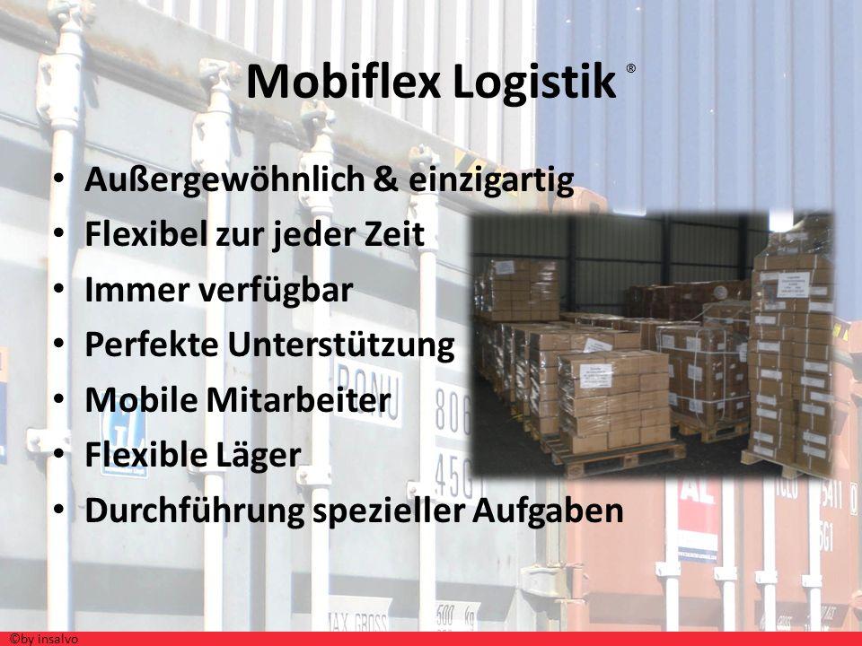 Mobiflex Logistik Außergewöhnlich & einzigartig