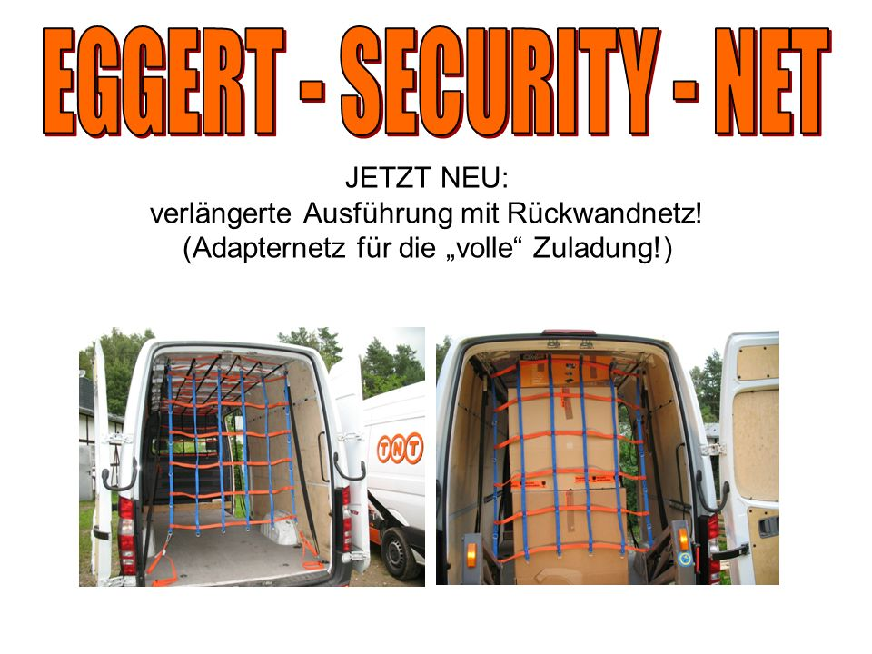 EGGERT - SECURITY - NET JETZT NEU: