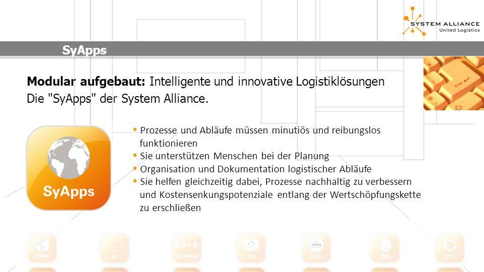 Modular aufgebaut: Intelligente und innovative Logistiklösungen