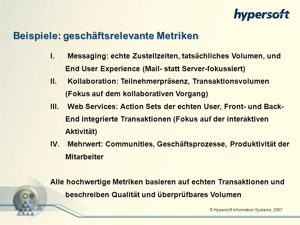 © Hypersoft Information Systems, 2007