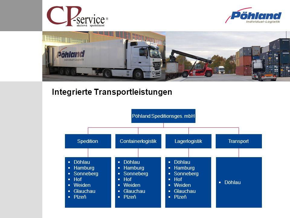 Integrierte Transportleistungen