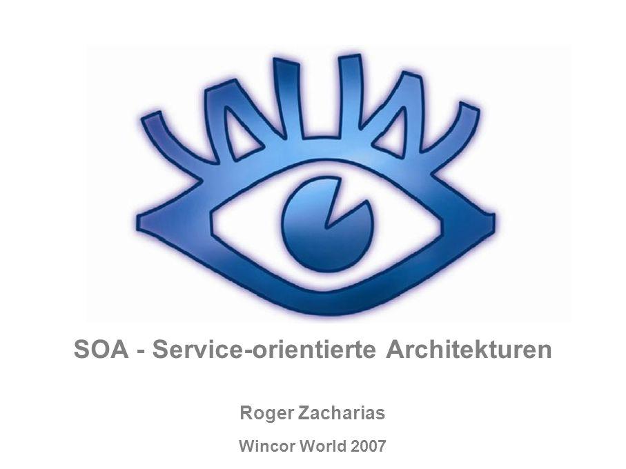 SOA - Service-orientierte Architekturen
