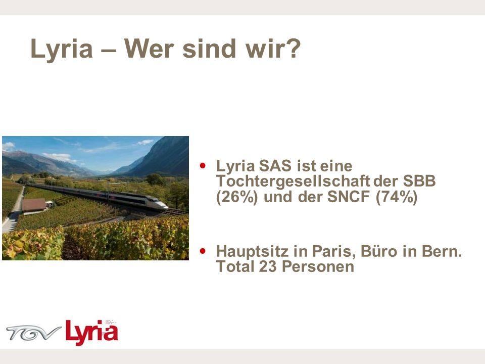 Lyria – Wer sind wir.