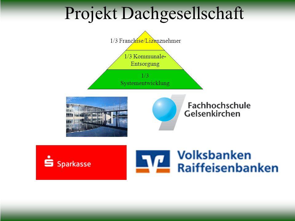 Projekt Dachgesellschaft