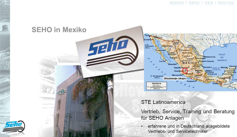 SEHO in Mexiko STE Latinoamerica