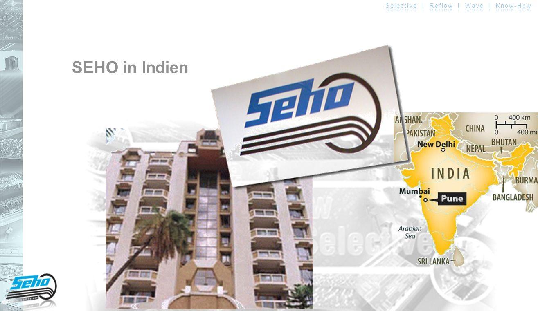 SEHO in Indien