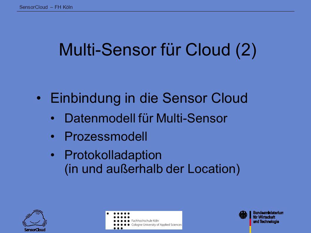 Multi-Sensor für Cloud (2)
