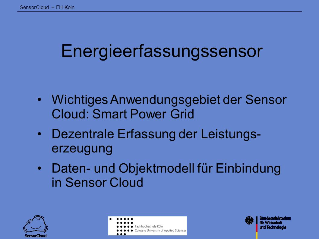 Energieerfassungssensor