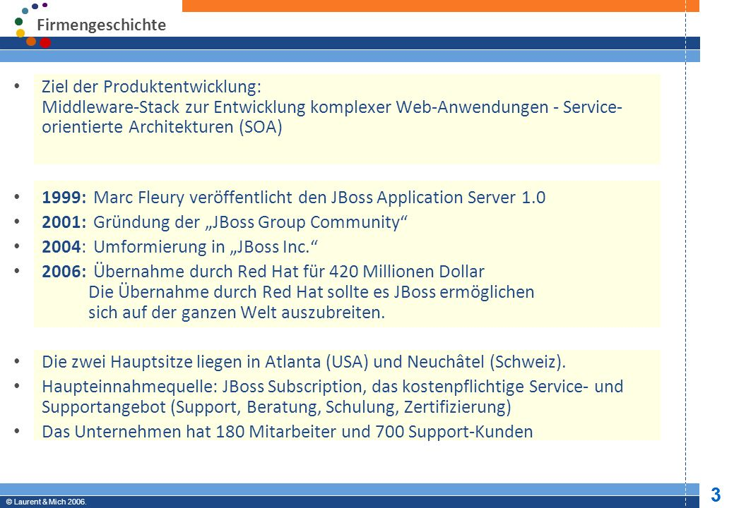 1999: Marc Fleury veröffentlicht den JBoss Application Server 1.0
