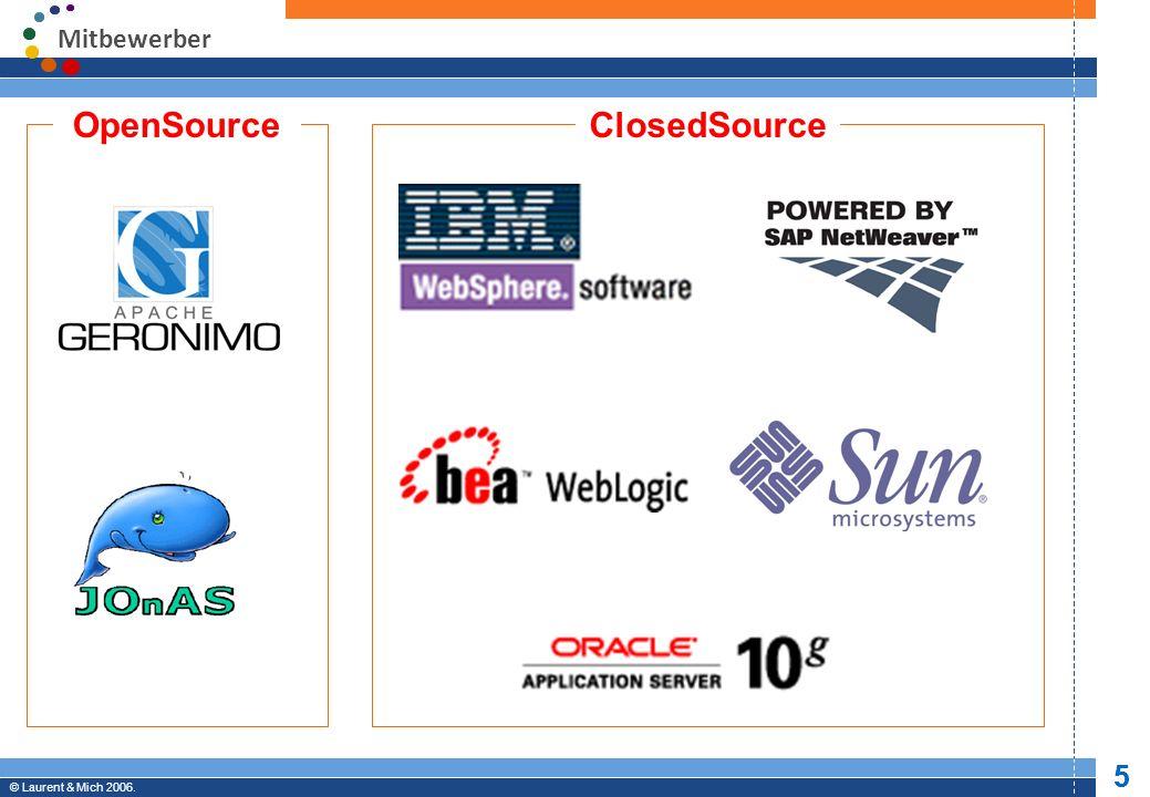 OpenSource ClosedSource