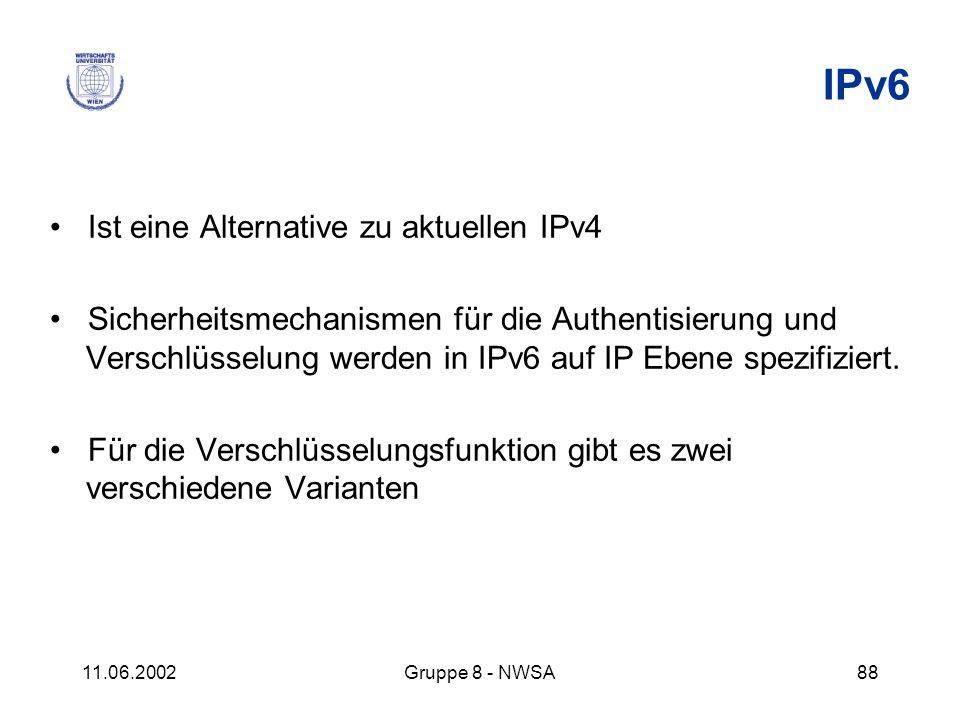 IPv6 • Ist eine Alternative zu aktuellen IPv4