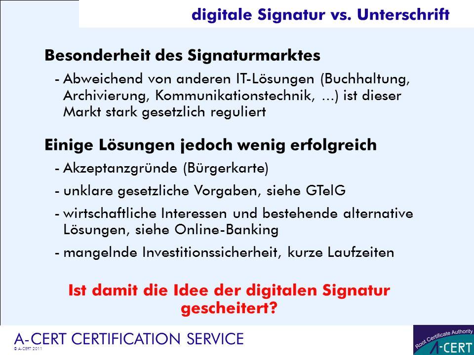 Ist damit die Idee der digitalen Signatur gescheitert