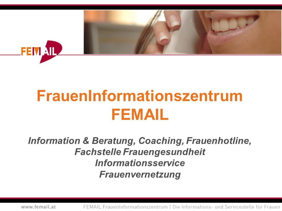 FrauenInformationszentrum FEMAIL
