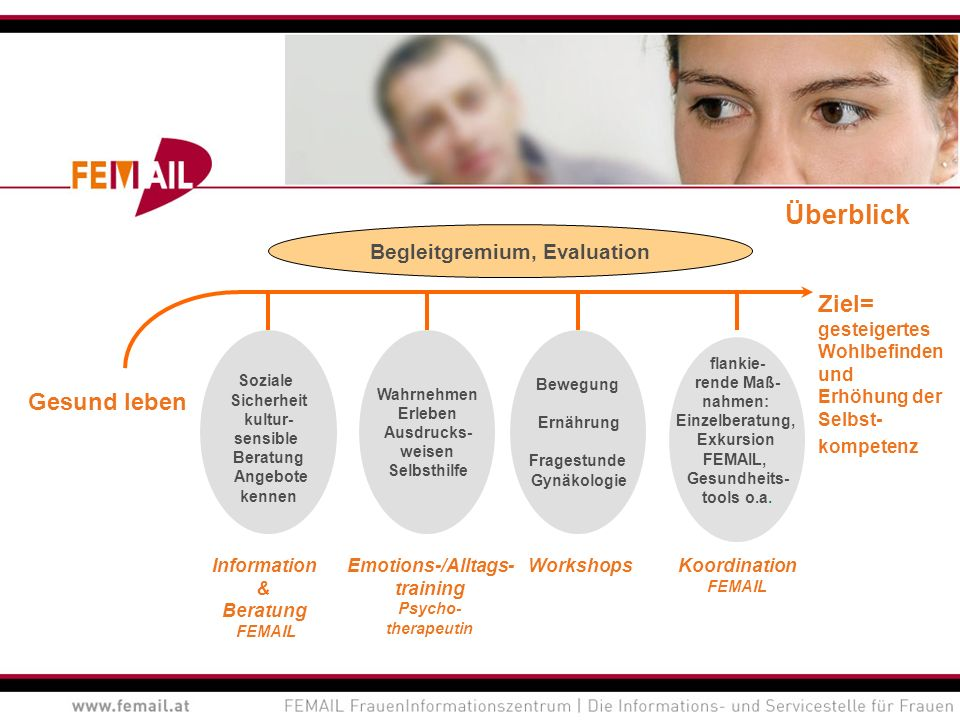 Begleitgremium, Evaluation