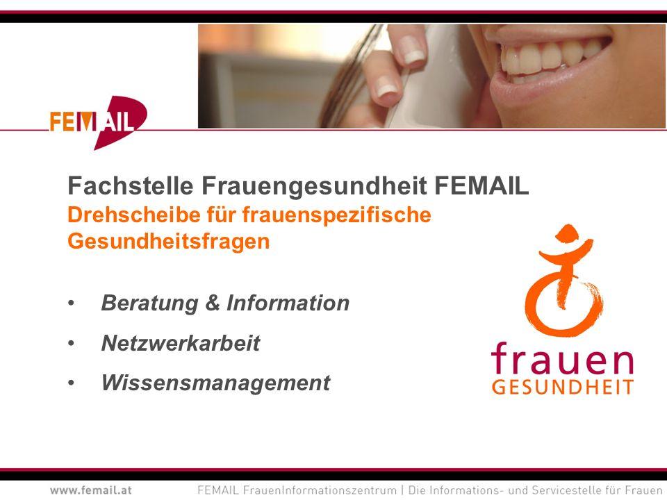 Fachstelle Frauengesundheit FEMAIL