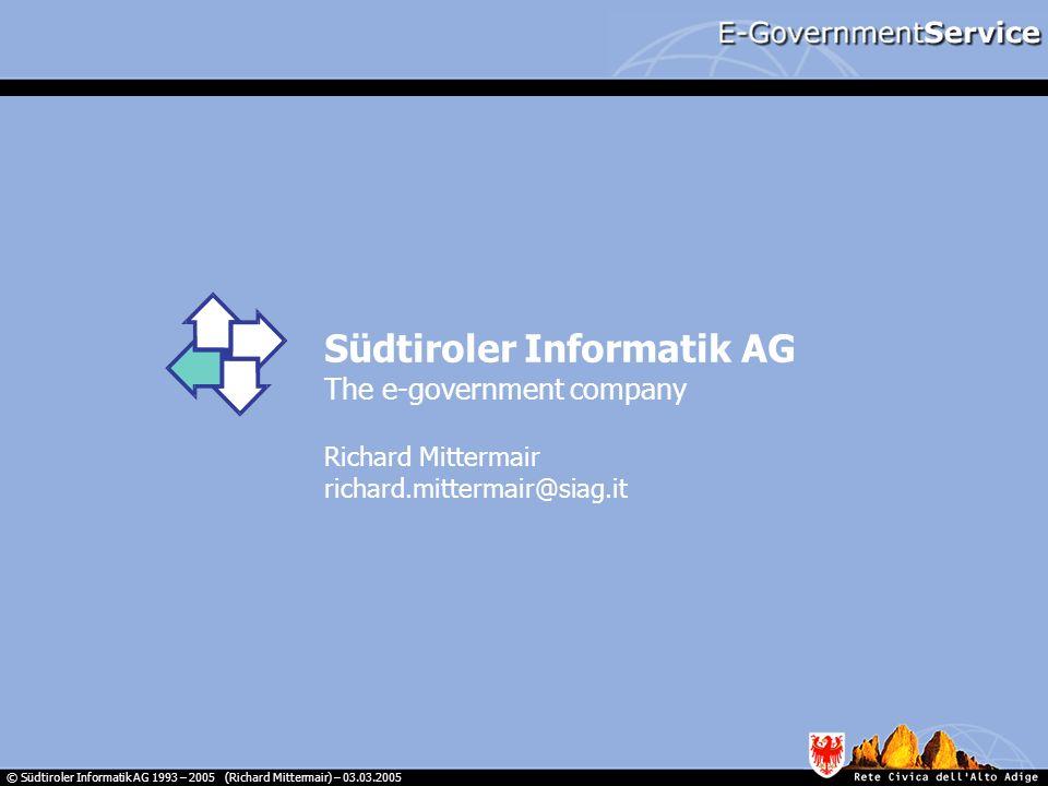 Südtiroler Informatik AG