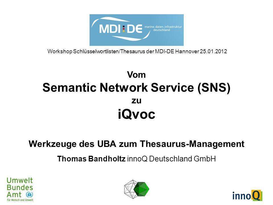 Thomas Bandholtz innoQ Deutschland GmbH