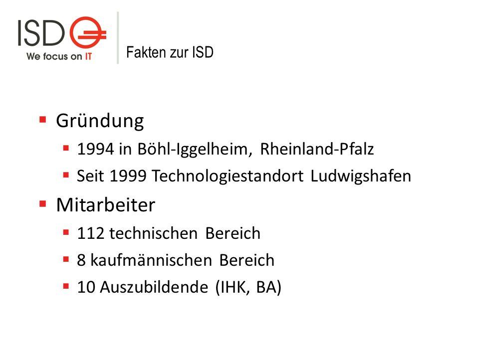 Gründung Mitarbeiter 1994 in Böhl-Iggelheim, Rheinland-Pfalz