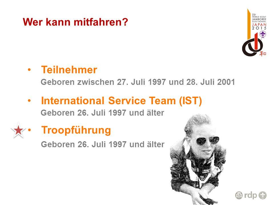 International Service Team (IST)