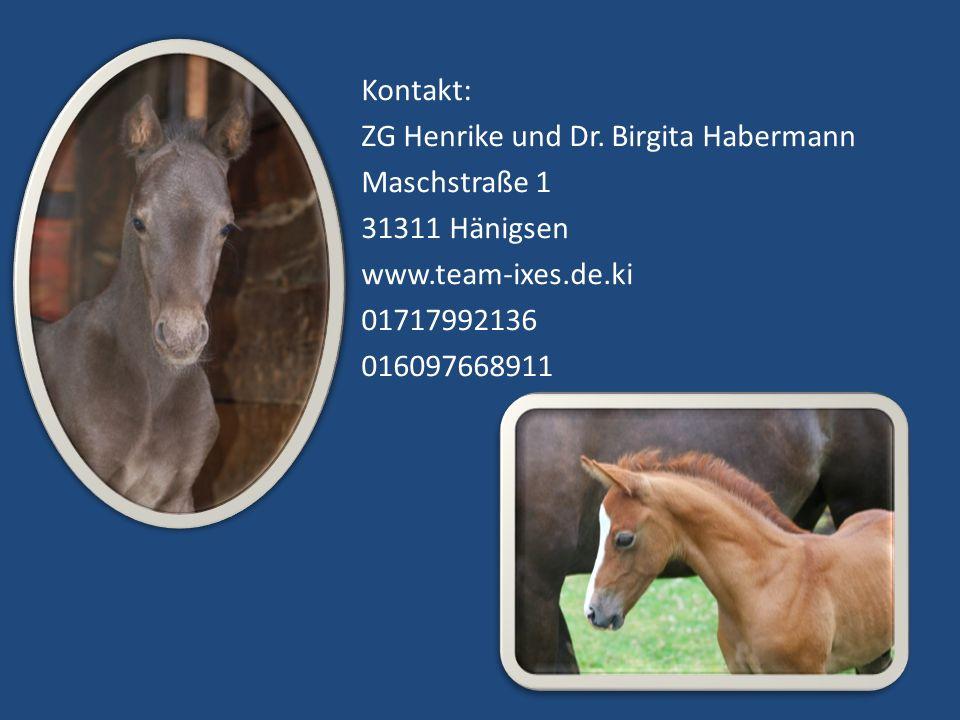 Kontakt: ZG Henrike und Dr