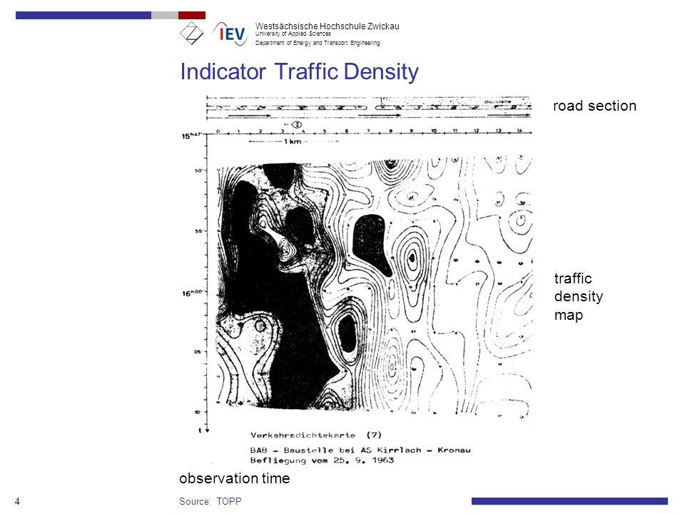 Indicator Traffic Density