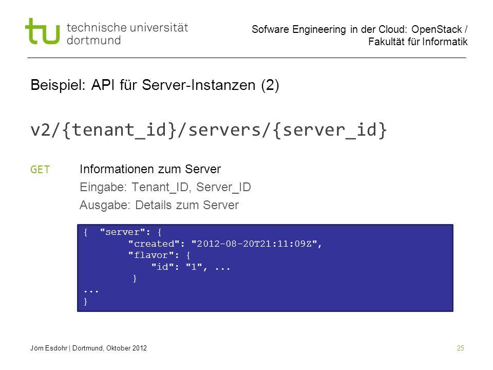 Beispiel: API für Server-Instanzen (2)