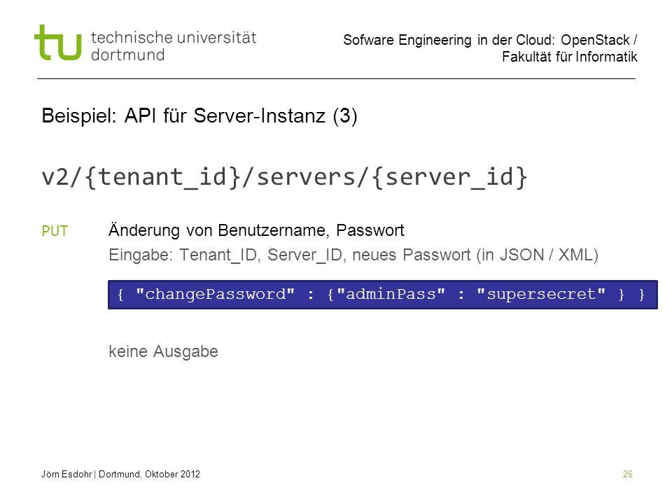 Beispiel: API für Server-Instanz (3)