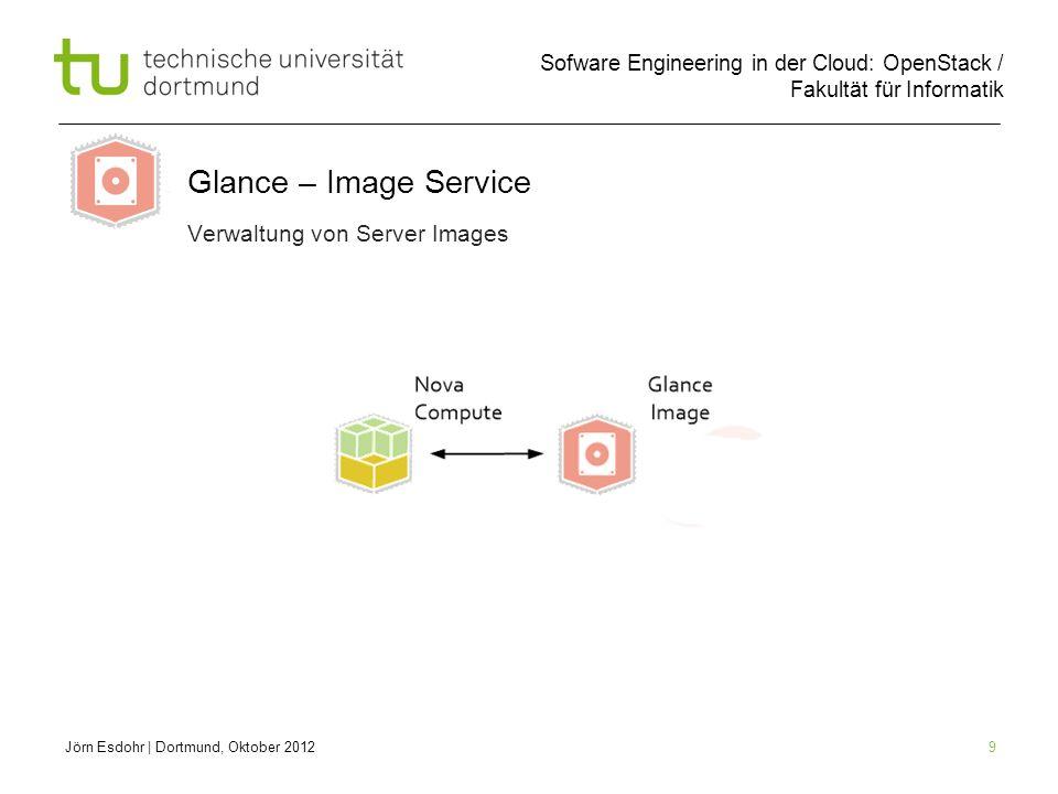 Glance – Image Service Verwaltung von Server Images