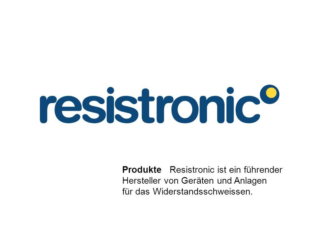 Produkte Resistronic ist ein führender