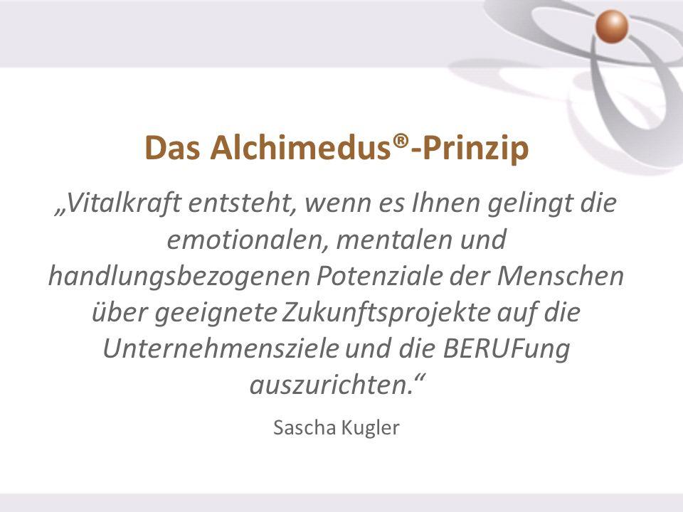 Das Alchimedus®-Prinzip