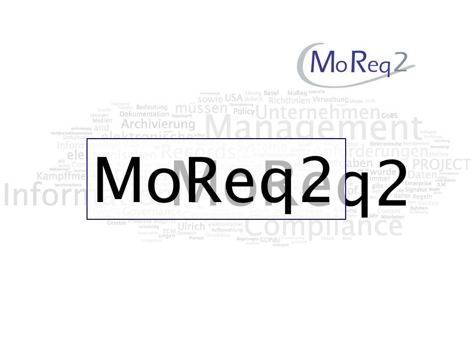 MoReq2 MoReq2