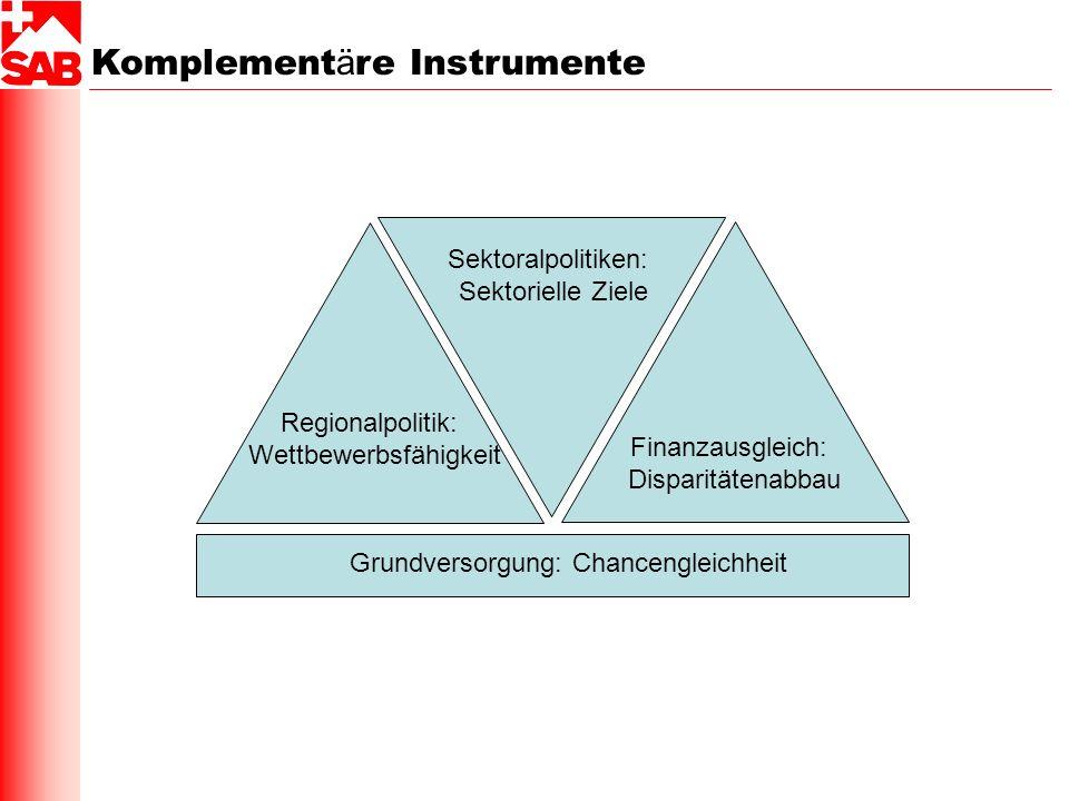 Komplementäre Instrumente