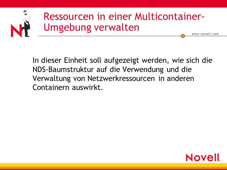 Ressourcen in einer Multicontainer-Umgebung verwalten