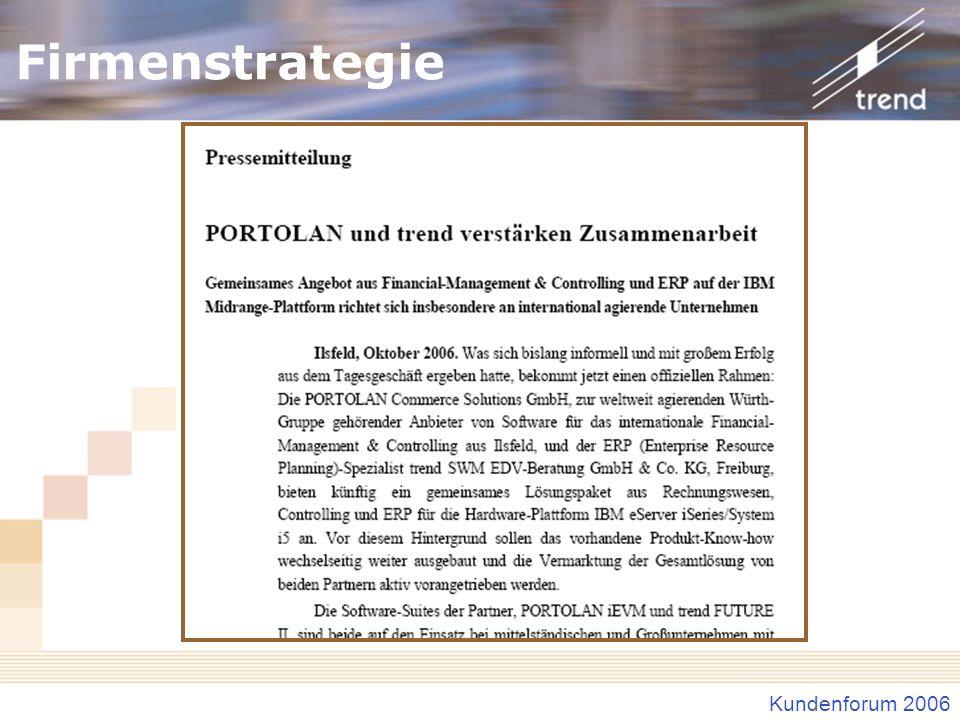 Firmenstrategie Firmenprofil Beteiligungen Partnerschaften