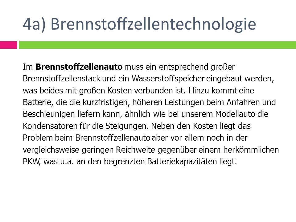 4a) Brennstoffzellentechnologie