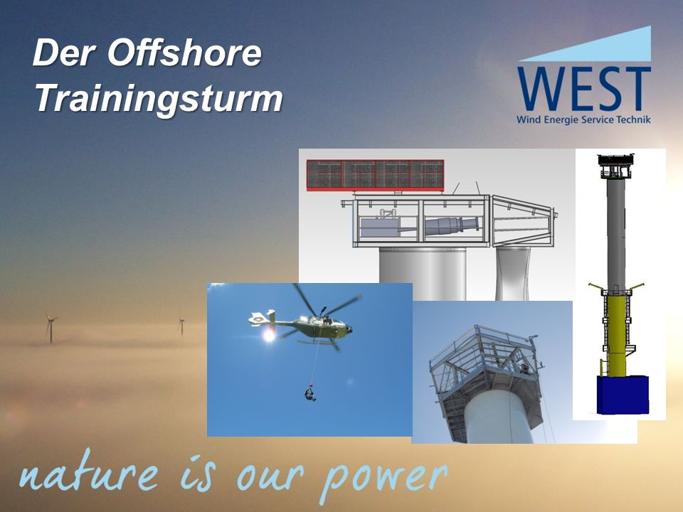 Der Offshore Trainingsturm