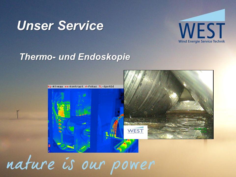 Unser Service Thermo- und Endoskopie