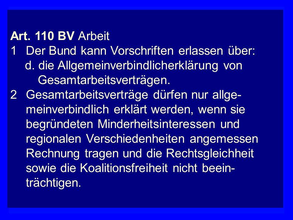1 Der Bund kann Vorschriften erlassen über: