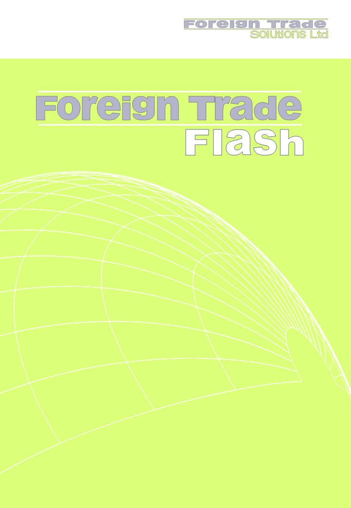 Foreign Trade Flash