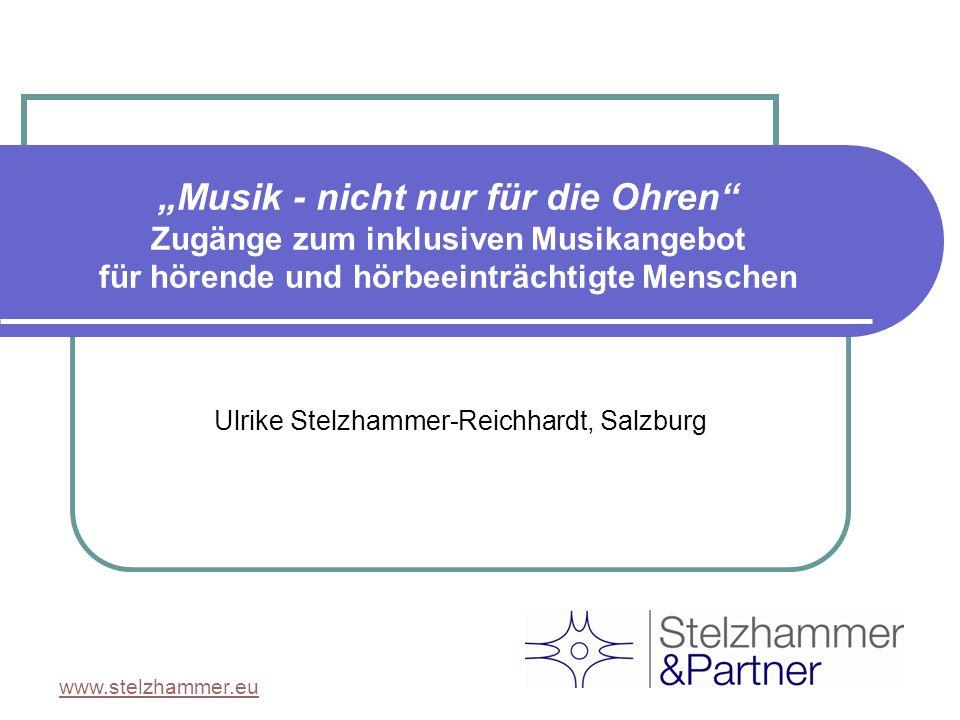 Ulrike Stelzhammer-Reichhardt, Salzburg