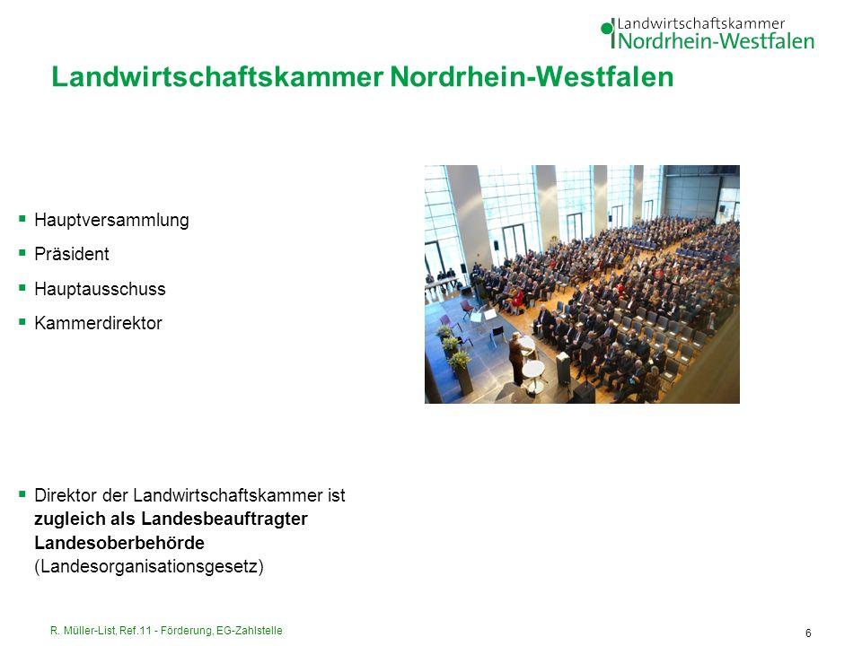 Landwirtschaftskammer Nordrhein-Westfalen