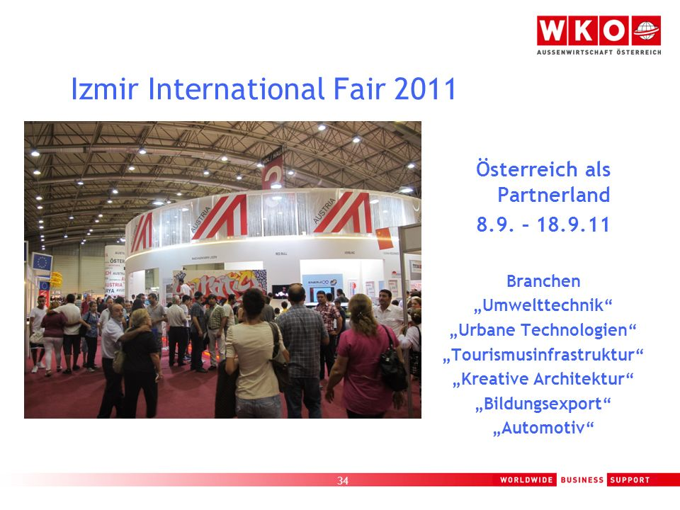 Izmir International Fair 2011