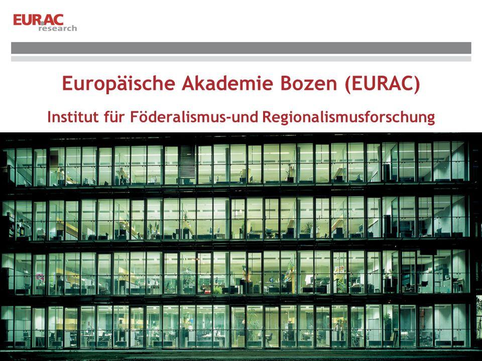 Europäische Akademie Bozen (EURAC)