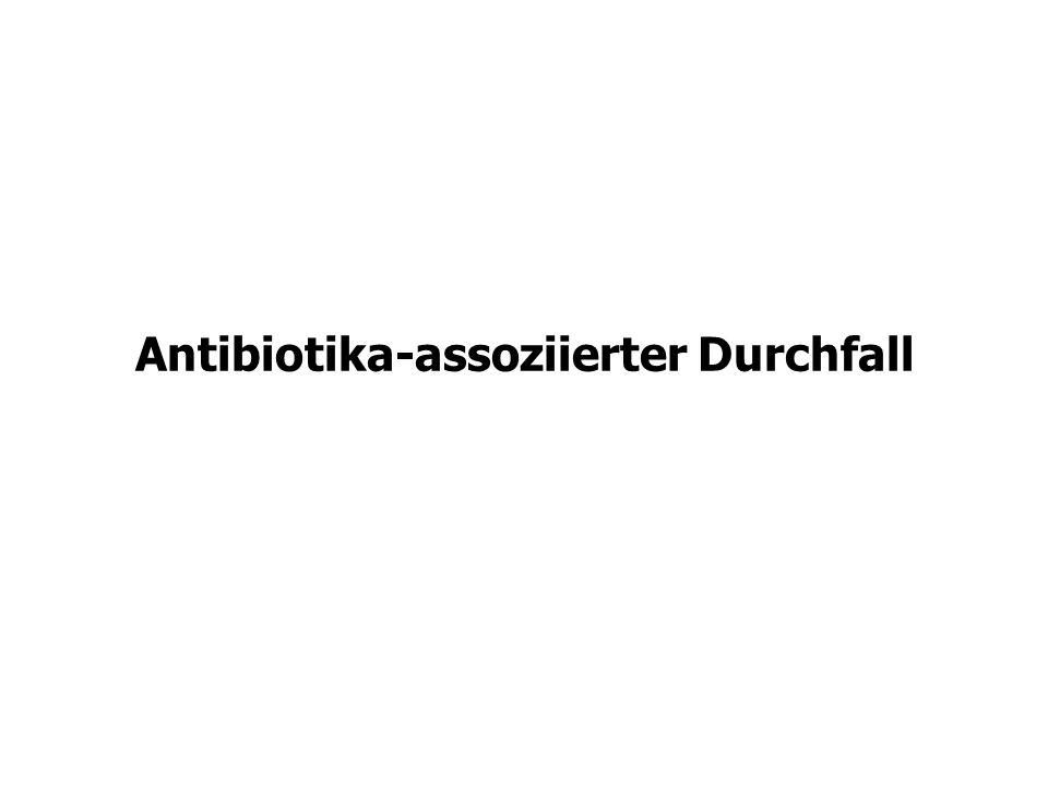 Antibiotika-assoziierter Durchfall