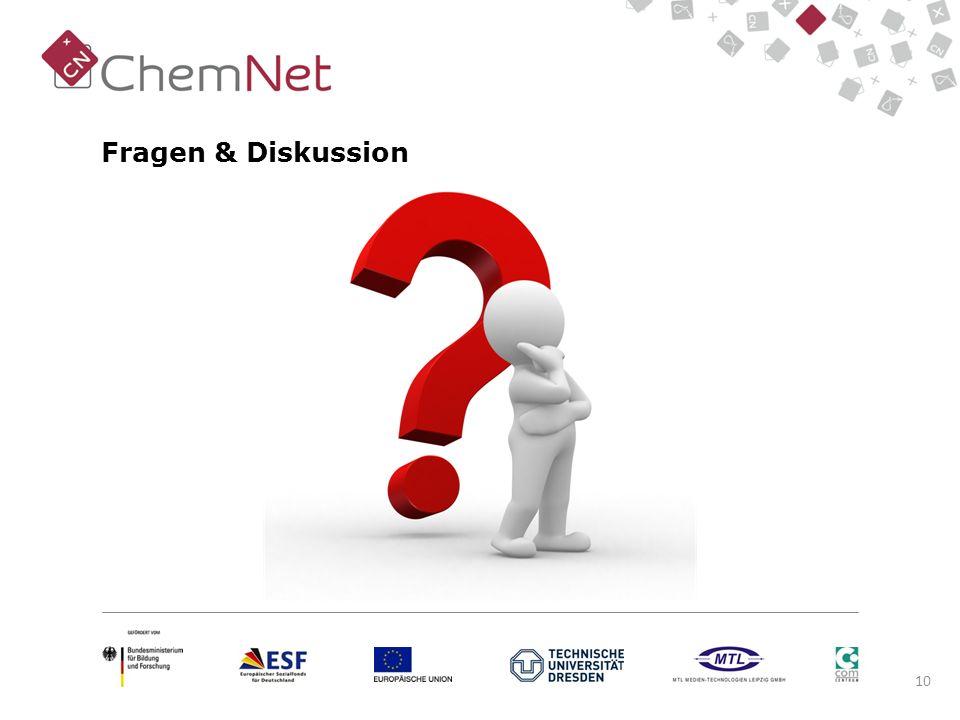 Fragen & Diskussion