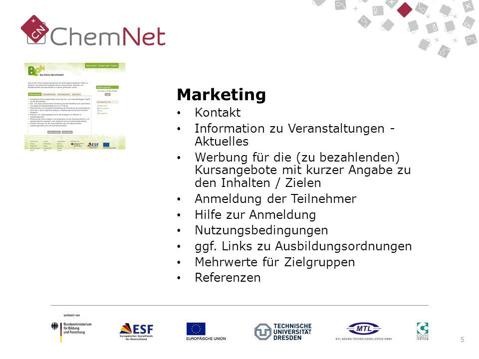 Marketing Kontakt Information zu Veranstaltungen - Aktuelles
