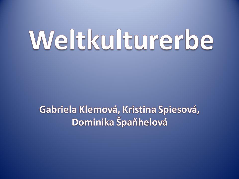 Gabriela Klemová, Kristina Spiesová, Dominika Špaňhelová